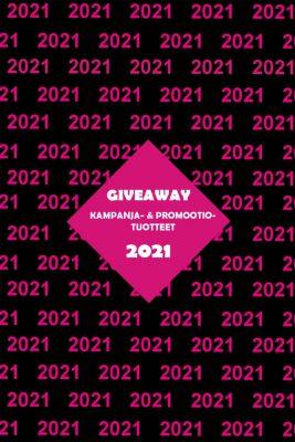 Giveway - Kampanja- ja promootiotuotteet 2021 - Ofisan